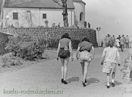 Köln Rodenkirchen: Spaziergang