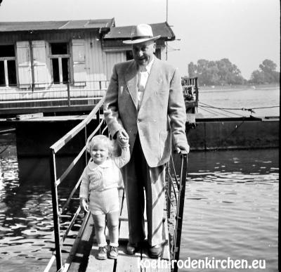 Alte Bilder von Köln Rodenkirchen: