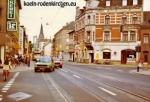 Hauptstraße in Köln Rodenkirchen 1978