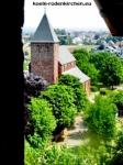 Burg Nideggen - lizenzfreie Fotos