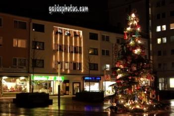 Köln Rodenkirchen Maternusplatz