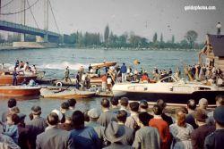 Bootshäuser am Rhein Rodenkirchen