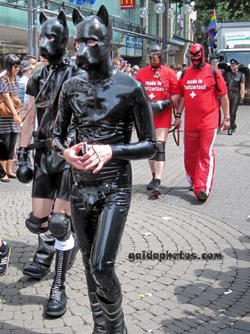 CSD - Christoper Street Day Parade 2010 in Köln