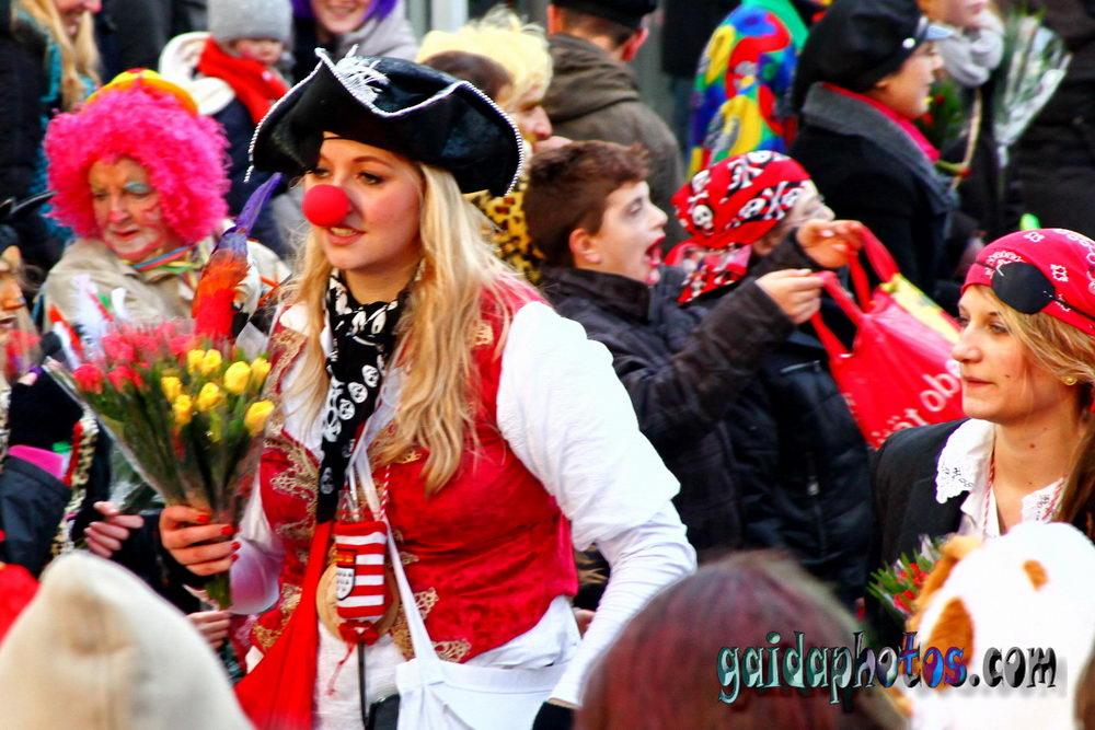 Karneval In K Ln Karnevalszug Am K Ln