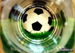 Fussball EM 2012: Public Viewing in Köln