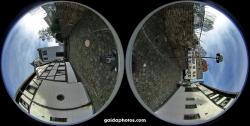 360° Köln Rodenkirchen Kapelle Fährhaus Treppchen