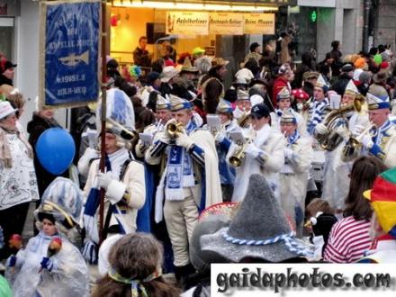Kölner Karnevalszug