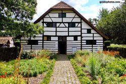 Bauernhaus aus Rasseln