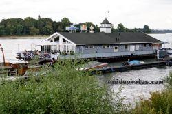 Restaurants in Köln Rodenkirchen: Bootshaus Albatros