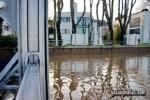 Rhein-Hochwasser 2011 in Köln-Rodenkirchen