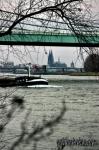 Köln Rodenkirchen Rhein