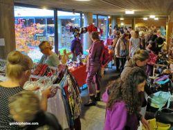 Flohmarkt der evangelischen Kirche in Rodenkirchen