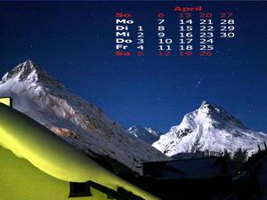 gratis kostenlos umsonst Desktop Hintergrund Kalender
