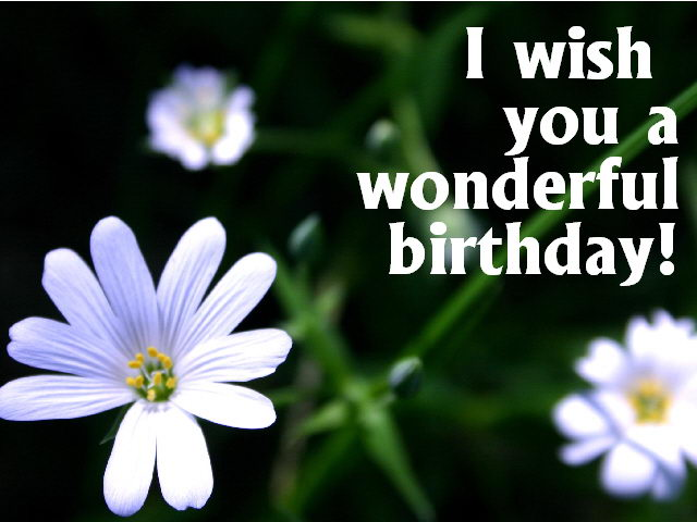 Gedichte Zum Geburtstag Auf Englisch Geburtstagssprüche Von Herzen