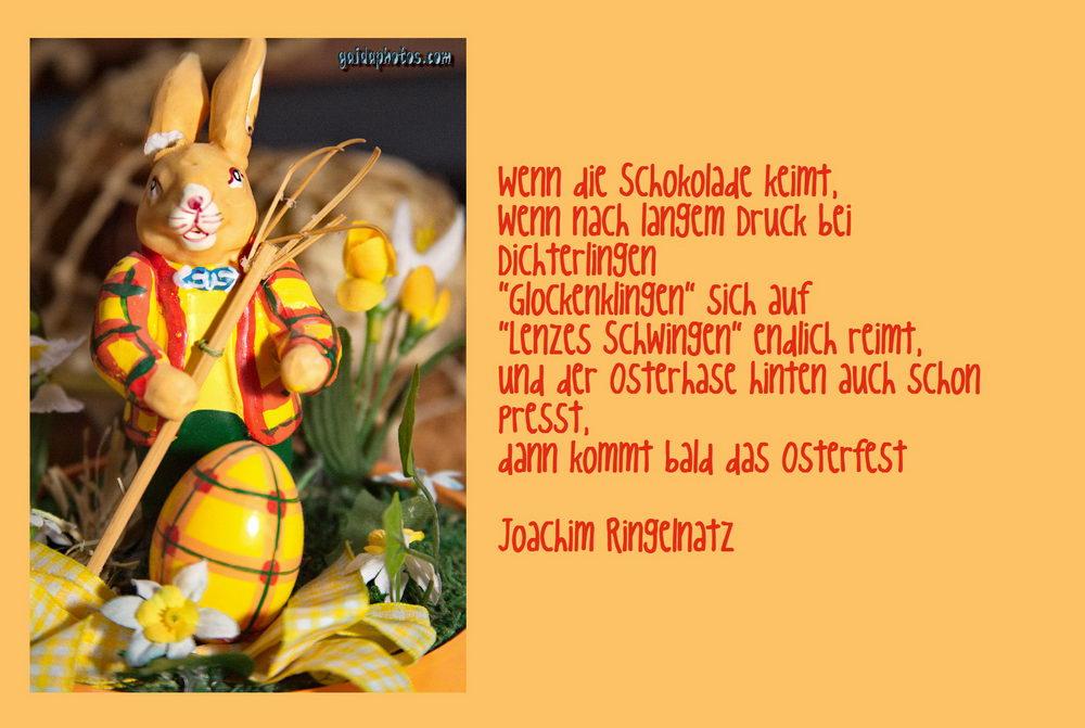 Osterkarten - Ostern