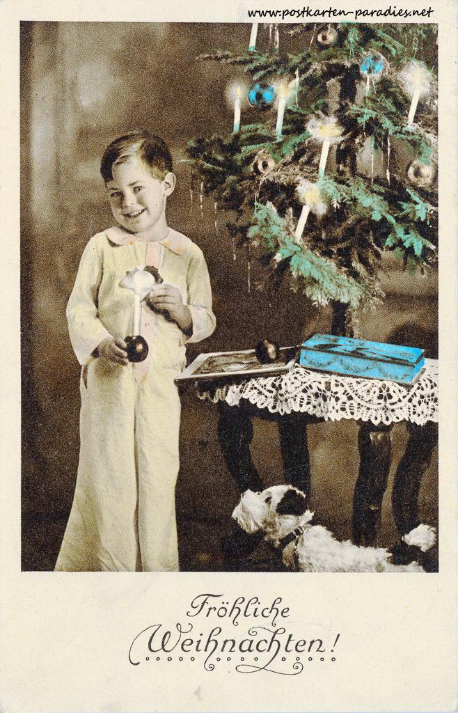 alte weihnachtskarten mit frauen m dchen familien alte postkarten. Black Bedroom Furniture Sets. Home Design Ideas