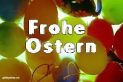 20 frohe und fröhliche Osterkarten