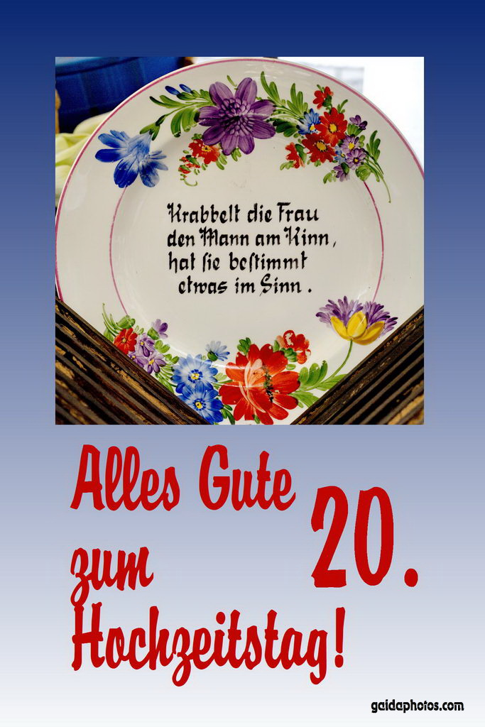Gedicht orchideenhochzeit 17 hochzeitstag 20. Hochzeitstag: