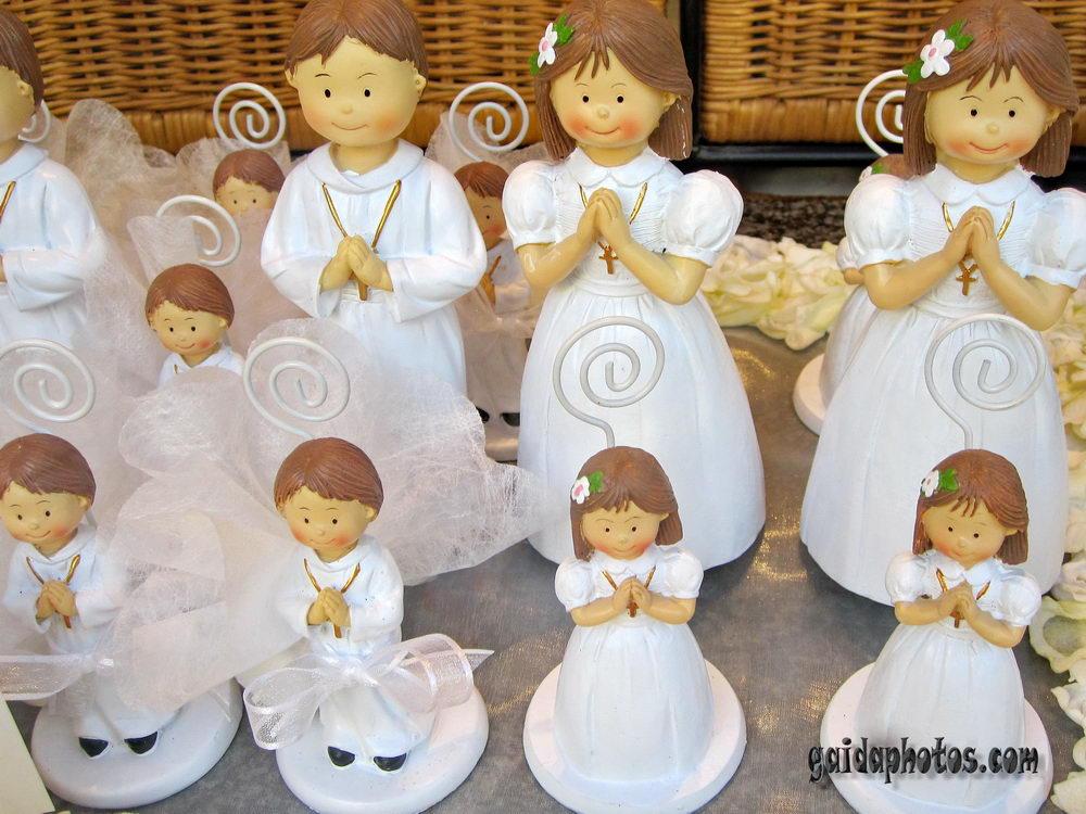 Kommunion, Konfirmation, Junge, Mädchen, Kinder, Gebet