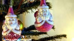 Desktop Hintergrund Weihnachtsmann