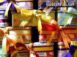 Desktop Hintergrund Weihnachten Geschenke