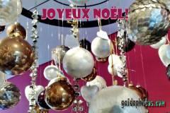 Französische Weihnachtskarten