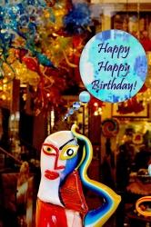 Geburtstagskarten auf Englisch