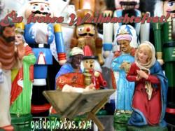 Kostenlose Ecards zu Weihnachten, Krippe