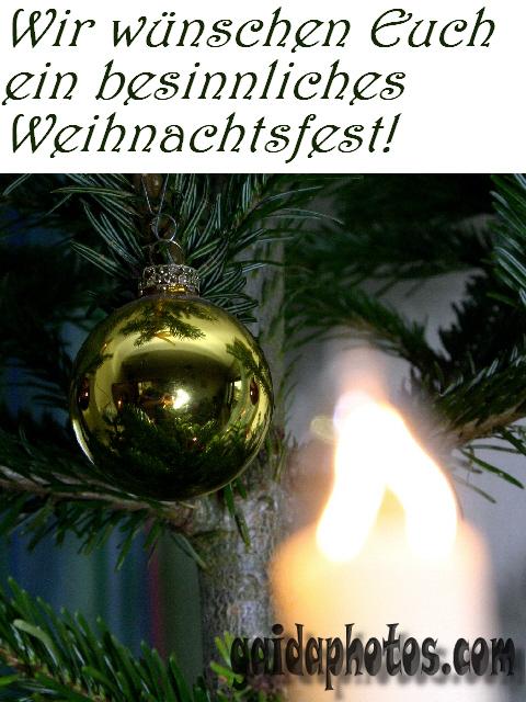 Kostenlose Ecards zu Weihnachten,