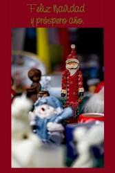 last minute Weihnachtskarte