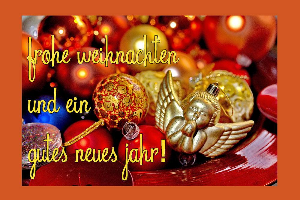 Last Minute Weihnachts- und Neujahrskarten - gaidaphotos Fotos und ...