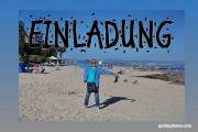 Einladung Strand