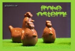 Lustige Osterkarten