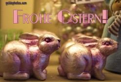 Lustige Ostergrusskarten