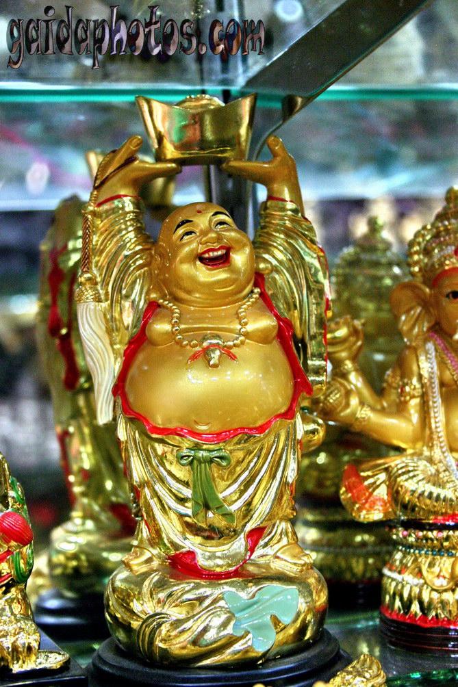 Motive für Geburtstagskarten, Buddha