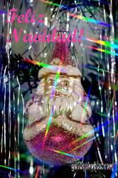 Spanische Weihnachtskarte