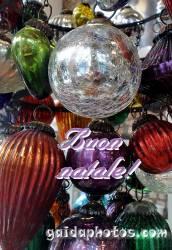 Italienische Weihnachtskarte