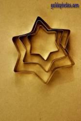 Weihnachtsmoti: Stern